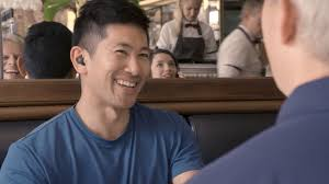 Earbuds that Enhance Speech in Loud Environments   The Henry Ford's  Innovation Nation - YouTube