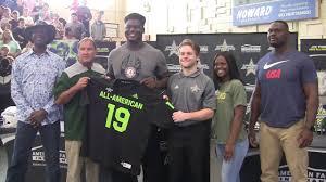 4-star DL Byron Young All-American Bowl Presentation - YouTube