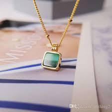 designer brand necklace exquisite