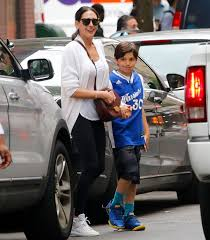 Lauren Silverman Has Lunch With Son Adam In NYC | Celeb Baby Laundry