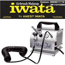 airbrush makeup in india by iwata