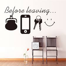 Fashionable New Black Wall Stickers Art Decal Mural Home Decor Living Room Diy Ebay