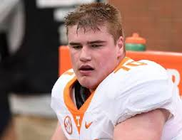 Ryan Johnson wants to help Vols build strong offensive line | Chattanooga  Times Free Press