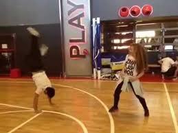 İzmir flashmob carrera fitness spa