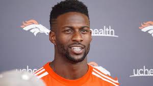 Denver Broncos trade receiver Emmanuel ...