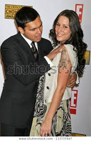 Adam Beach Wife Tara 12th Annual Stock Photo (Edit Now) 113737447