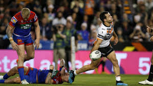 Newcastle Knights vs Wests Tigers ...