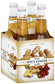 goose island y ginger soda 4 ea