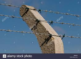 Chain Link Fence Post High Resolution Stock Photography And Images Alamy