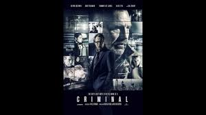 Criminal - Trailer Ita HD - YouTube