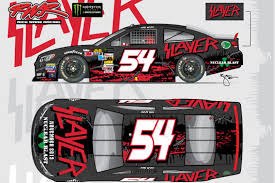 Update Slayer Too Scary For Nascar Pulled From Car Sponsorship