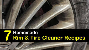 homemade rim and tire cleaner recipes