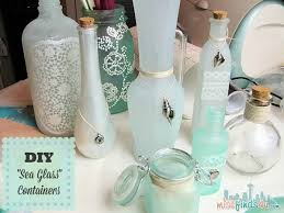 diy projects sea glass tutorial make