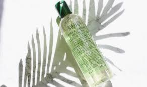 herbal infused micellar cleansing water