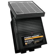 Power Wizard 12v Solar Charger 0 25 Joule Ramm Horse Fencing Stalls