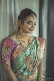 latest south indian wedding makeup