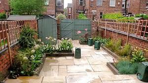 garden design ideas without grass