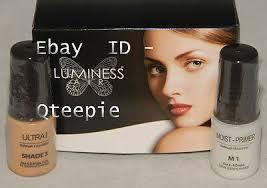 luminess air airbrush makeup perfect