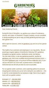 gardeners supply