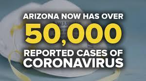 Arizona passes 50,000 confirmed cases ...