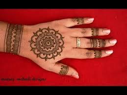 Mehndi Design Gola Wala