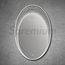 s 3250 oval vanity mirror with led