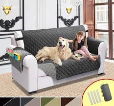Sofa Cover For Pet Dogs And Kids Sectional Sofa Couch Cover For Living Room Waterproof Quilted Recliner Slipcovers Chair Covers To Buy Rent Chair Covers From Anzhuhua 41 25 Dhgate Com