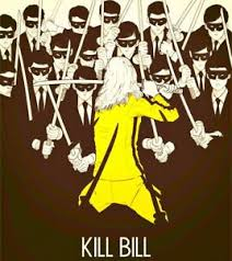 4 25 Quentin Tarantino S Kill Bill Vinyl Sticker Samurai Crazy 88 S Decal Ebay