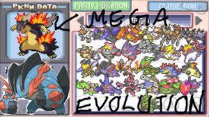 Pokemon Super Mega Firered All Mega Evolution Cheat Codes #1 - YouTube