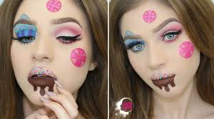 candy makeup tutorial nyx face