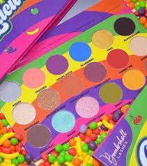 candy eye shadow palettes