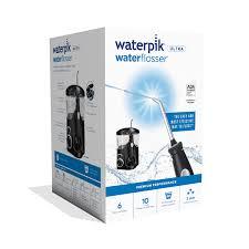 waterpik water flosser ultra water
