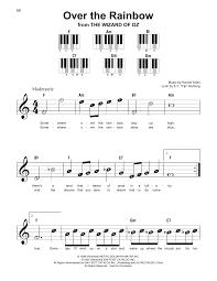 Over The Rainbow Sheet Music | Harold Arlen