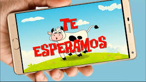 Granja Video Digital Tarjeta Invitacion Cumpleanos Whatsapp S