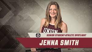 Senior Spotlight: Jenna Smith - Union College Athletics