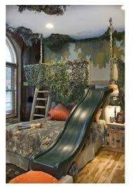 Jungle Bedroom With Slide Cool Bedrooms For Boys Awesome Bedrooms Kid Room Decor
