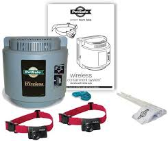 Amazon Com Petsafe Wireless Pet Containment System 2 Dog System 1 2 Acre Petsafe Pet Supplies