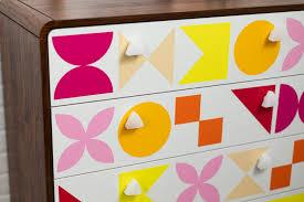 Small World Decal Dresser