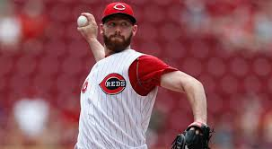 Reds starter Anthony DeSclafani could pitch next week - Sportsnet.ca