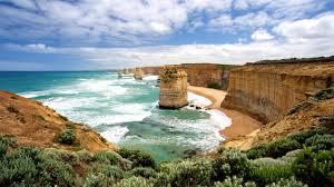 the twelve apostles nature view in