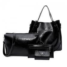 fashion toet purse satchel bag pu