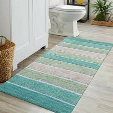 chenille bath rug brown patterned rugs