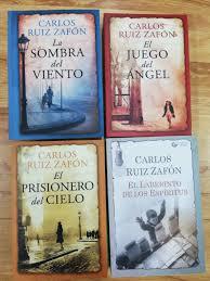 La Sombra Del Viento Saga De Carlos Ruiz Zafon Libros Oferta - U ...