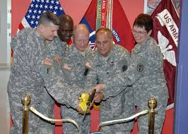 Officials participate in ribbon-cutting, memorialization for Stone Dental  Clinic | Article | The United States Army