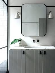 bathroom vanity mirrored cupboard