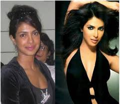 looks of actresses without make up