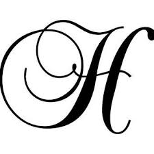Letter N Wall Decal In 2020 Lettering Lettering Fonts Tattoo Lettering