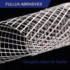 fiberglass meshes marble mosaic mesh
