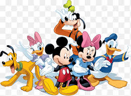 Mickey Mouse Illustration Mickey Mouse Minnie Mouse Goofy Donald Duck Wall Decal Mickey Mouse Love Heroes Png Pngegg