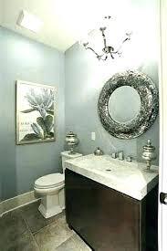 bathroom wall mirrors contemporary
